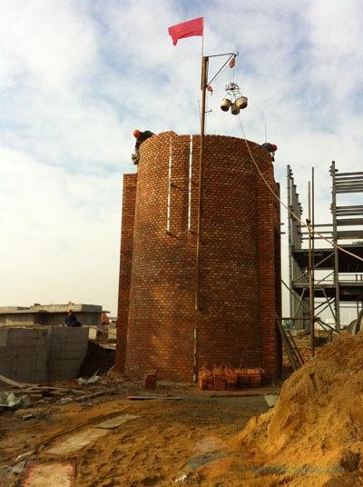 霍林郭勒水泥烟囱更换爬梯护网平台公司欢迎访问