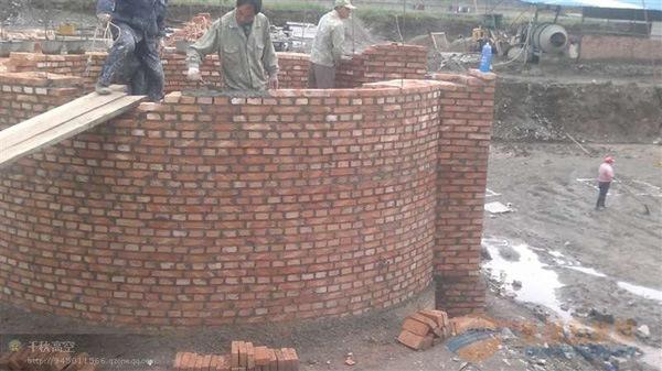 乌伊岭区砖烟筒建筑公司欢迎访问
