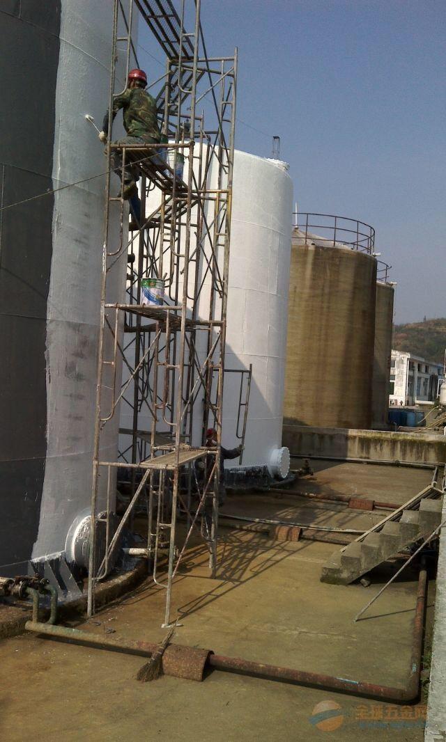 安阳市烟筒爬梯护网平台防腐公司施工单位