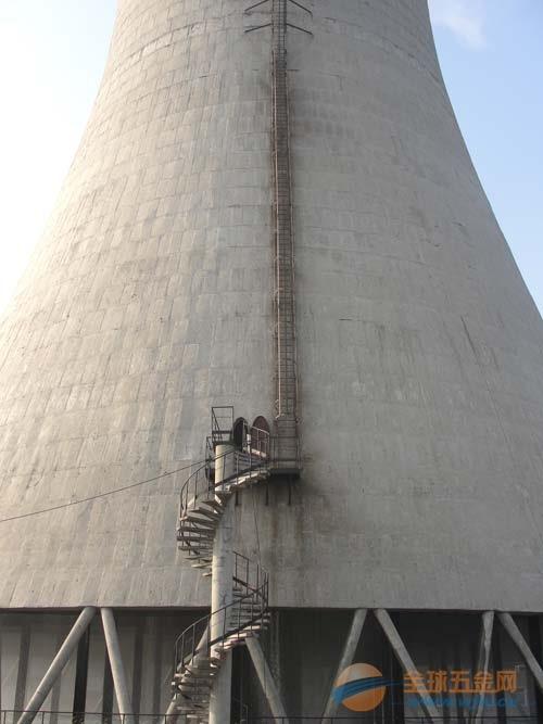 株洲烟囱安装爬梯公司欢迎访问