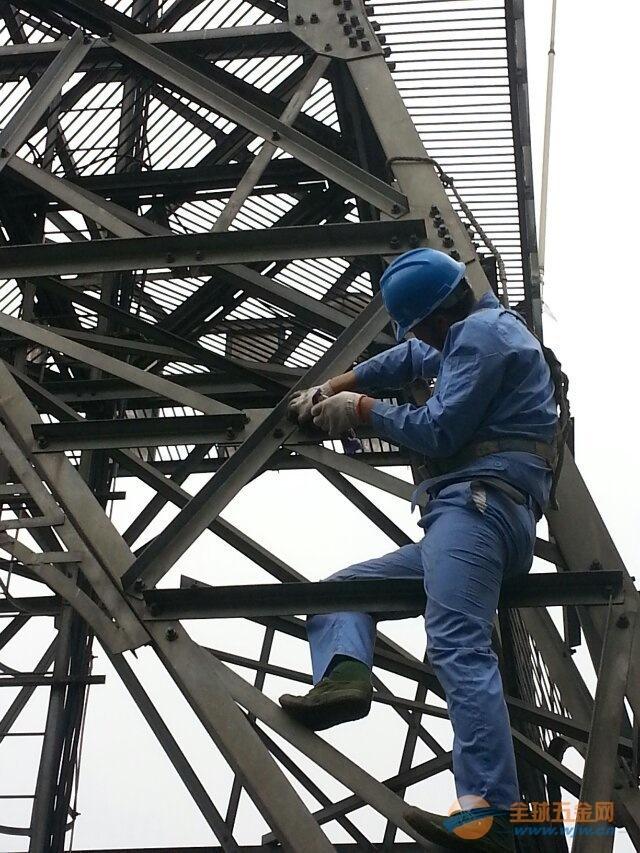 荔蒲县烟囱刷红白航标漆公司欢迎访问