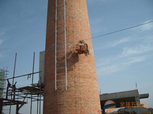 黑水县烟囱旋转爬梯制作安装公司欢迎访问