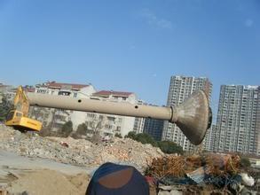 从江县电厂烟囱旧色环翻新服务厂家