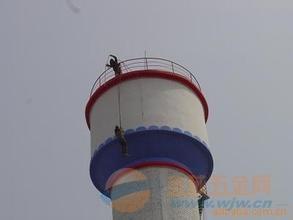 长沙烟囱制作安装旋转爬梯平台公司欢迎咨询