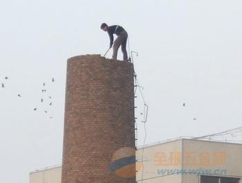 沙洋县窑炉砖烟囱拆除多少钱欢迎访问