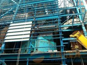 【专业】电厂锅炉炉架除锈刷油漆防腐13814375150