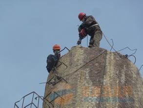 保康县烟囱更换爬梯平台厂家电话欢迎访问