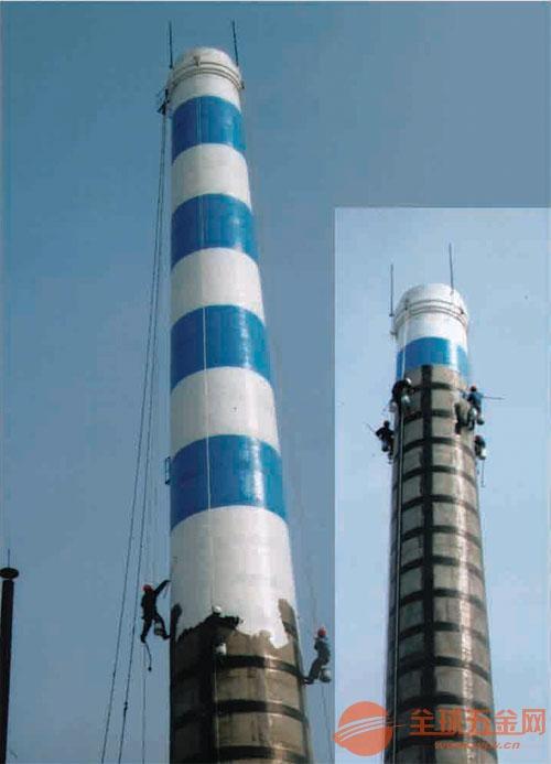 100米水泥烟囱安装爬梯方案欢迎访问