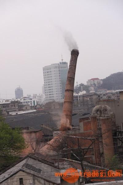 荣县废弃烟囱拆除公司欢迎访问