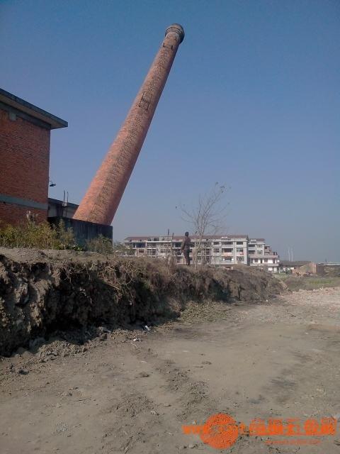 甘肃烟囱拆除公司--欢迎访问