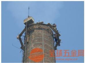 遂川县烟囱刷涂料公司施工单位