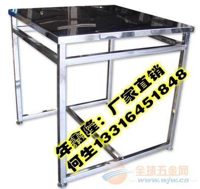 不锈钢厨房操作台 |车间包装不锈钢台厂家批发价