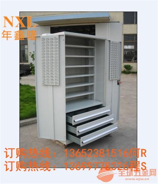 机床附件物品置物柜/车间置物柜