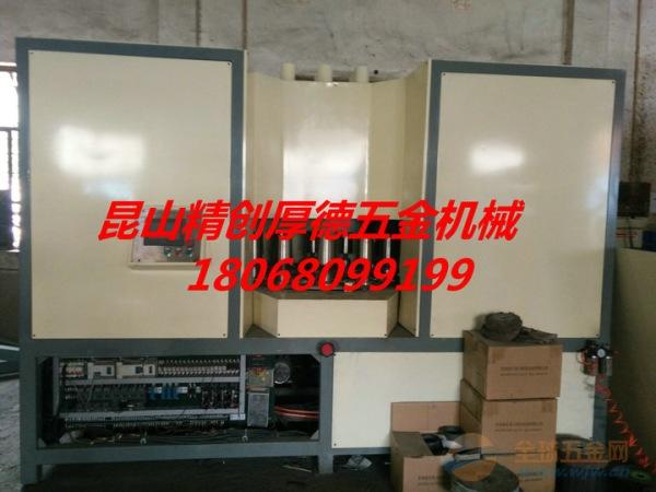 靖江市转盘自动抛光机 多工位抛光机 杯弧自动抛光机