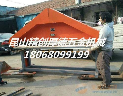 温州精创三角拉丝机适合各种型号铝面板批量加工,纹路清