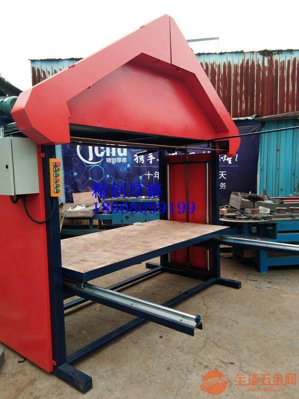 2米2.5米工作臺三角拉絲機加工制造、誠信商家、質量保證