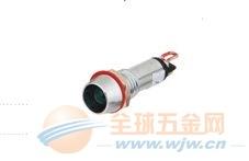 厂家直销 铜指示灯 信号灯 外径8MM 220V 110V