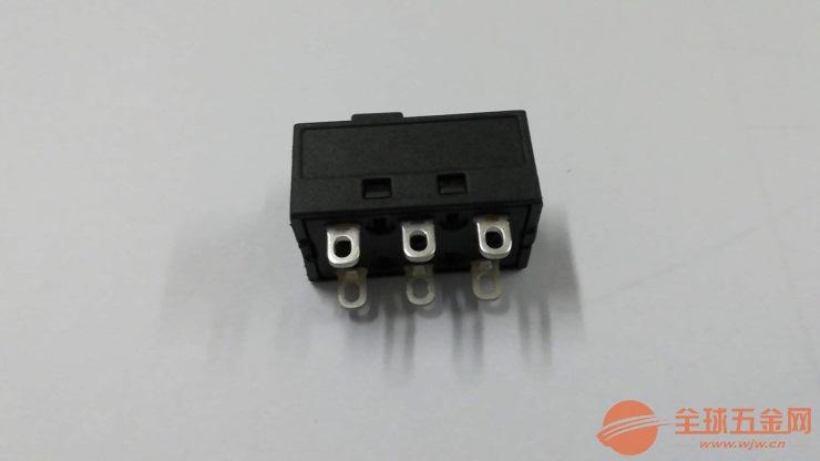 DSE2310 黑色两档推板开关 滑动开关 推制开关 吊灯开关