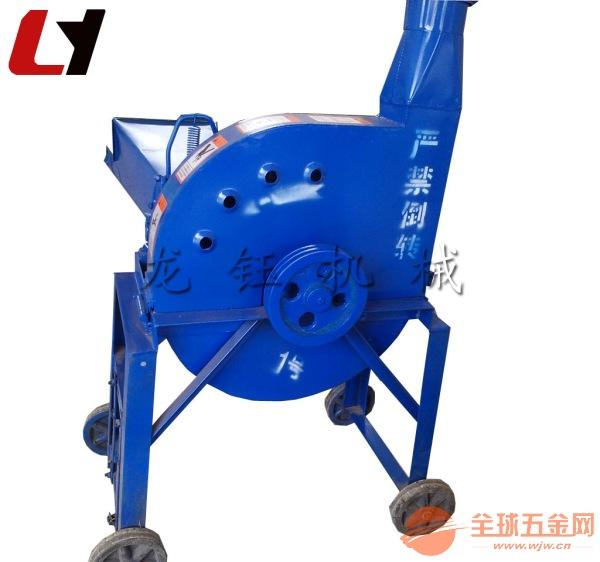 铡草机 高喷出料铡草机报价 养殖专用机械