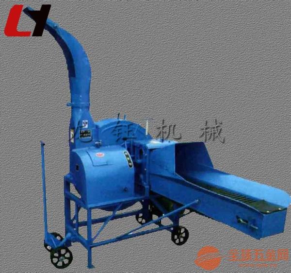 热销青贮玉米秸秆铡草机 专业生产青贮青饲料铡草机