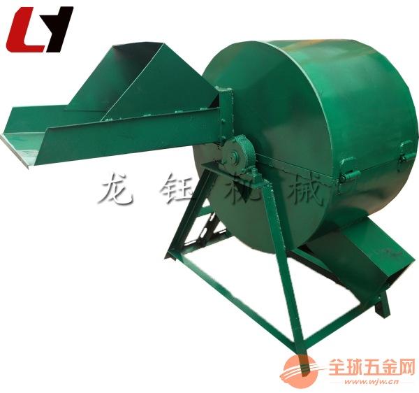 南和县牛羊草打浆设备报价 多功能青牧草打浆机价格 新型草料机械