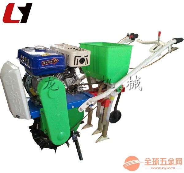 三行玉米精播机 多功能绿豆播种机谷子精量播种机