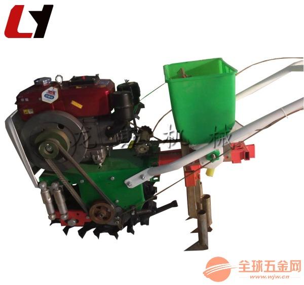 播种施肥机 施肥机价格 龙钰汽油施肥机械