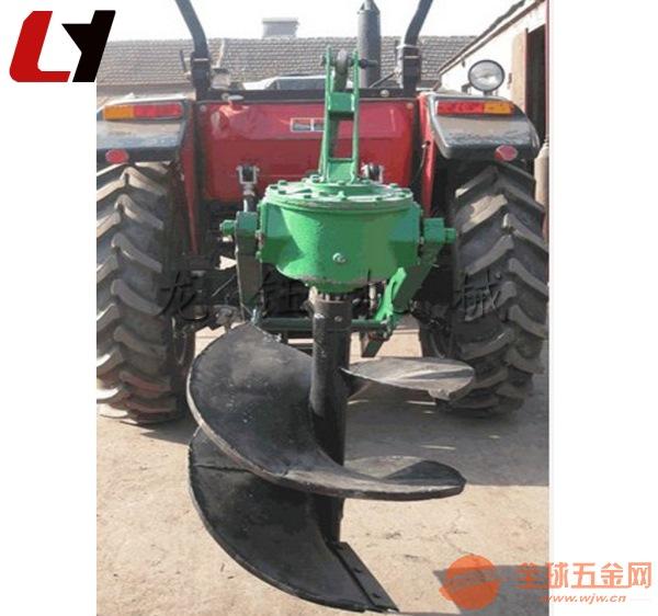 多功能汽油种树挖坑机工程用挖坑机