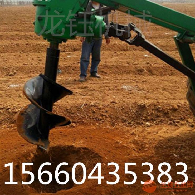 大型车载式挖坑机 多功能植树挖坑机