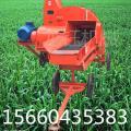 家用养牛养羊切草机 10吨型花生秧铡草机