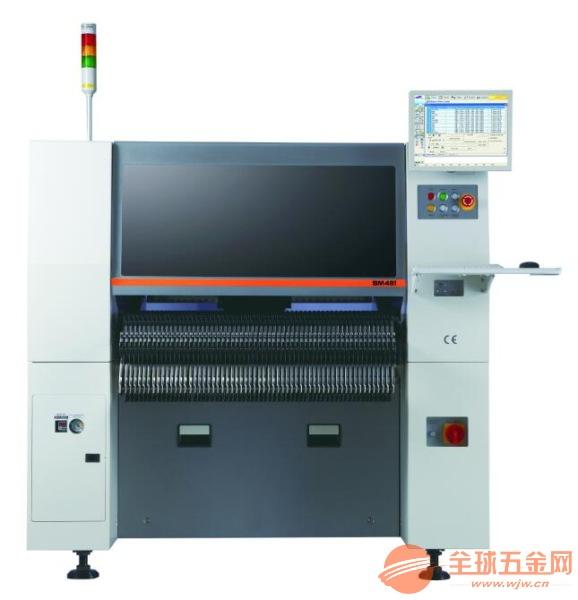 海口韩华SM481plus进口全新贴片机多少钱