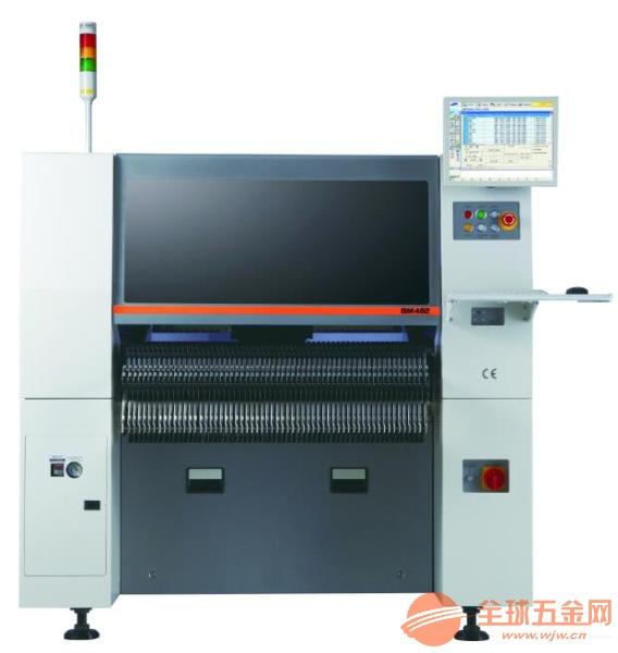 韩华贴片机SM482代理商,三星SM482LED贴片机显示屏贴片机安防