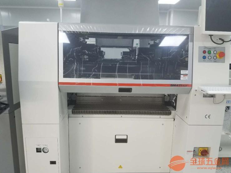 贵港韩华SM481plus进口全新贴片机多少钱