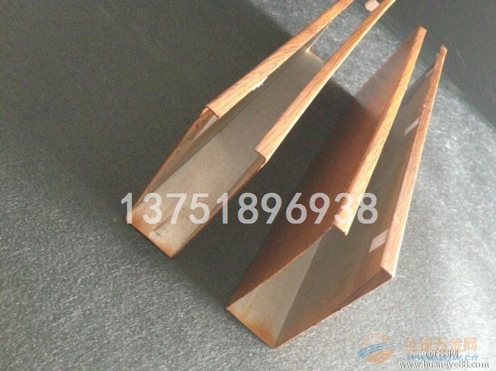 深圳木纹铝方通厂家批发