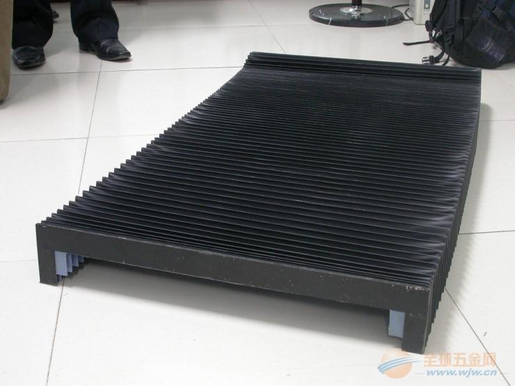 材质可选 丽水机床 风琴式防护罩 中德制造