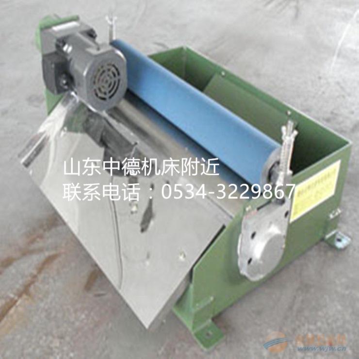 供应 太和县 中德磁性分离器 胶辊分离机 快捷高效