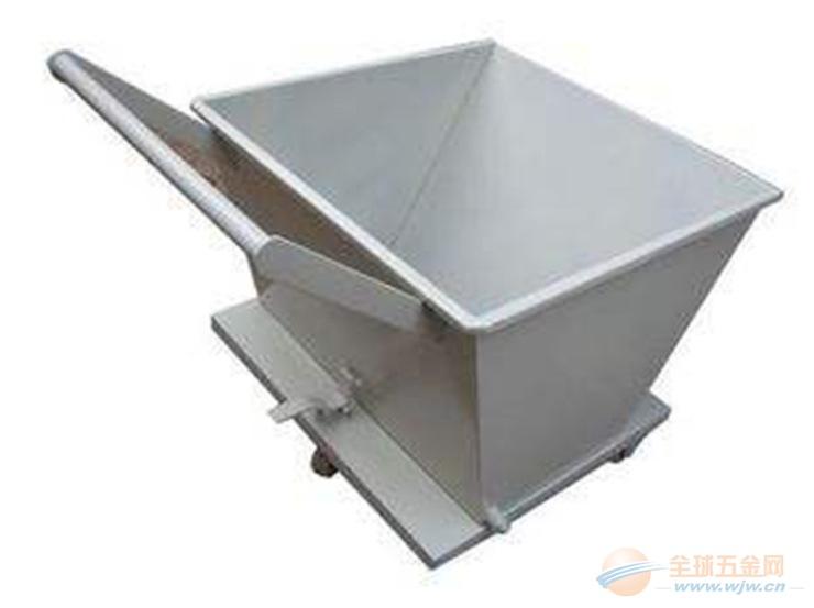上海山东中德牌机床集屑车,物美价廉,厂家直销,金城合作