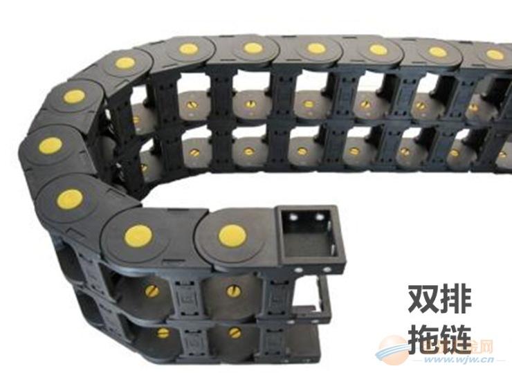 上海嘉定区 机床拖链 钢制拖链 塑料拖链 中德公司荣誉出品