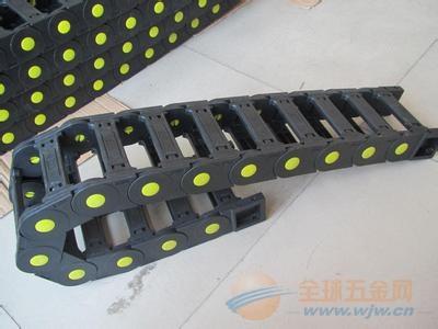 供应 亳州市中德牌 穿线拖链 塑料拖链 高端拖链制造企业
