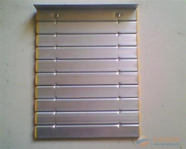 安康市机床 铝型材防护帘 改善提高,永无止境 中德永创新高