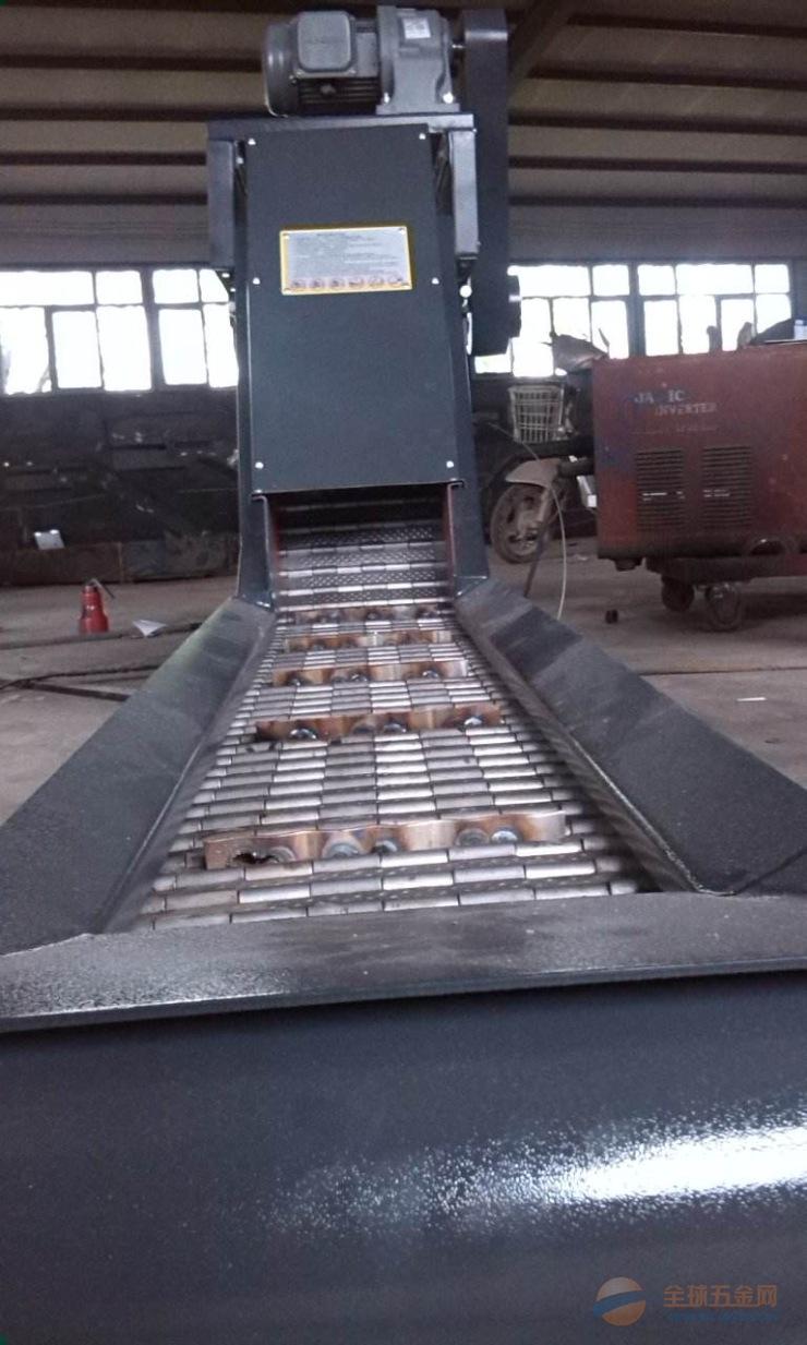 甘肃供应集中铝屑排屑机 中德技术