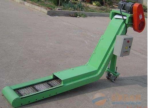 内蒙古促销 集中铝屑排屑机 铝屑步进排屑机 中德制造