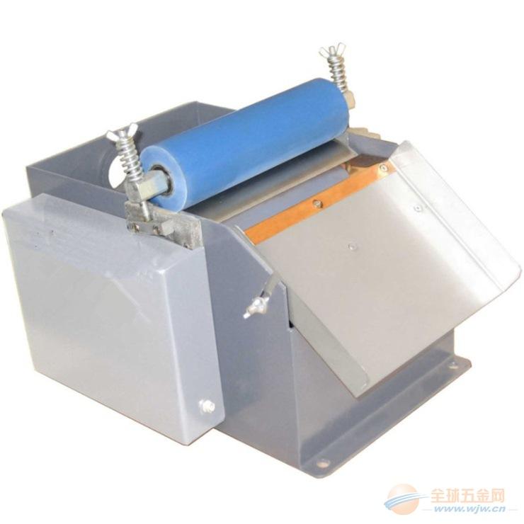 房山区产销磁性分离器 胶辊型 专用分离器 安全环保