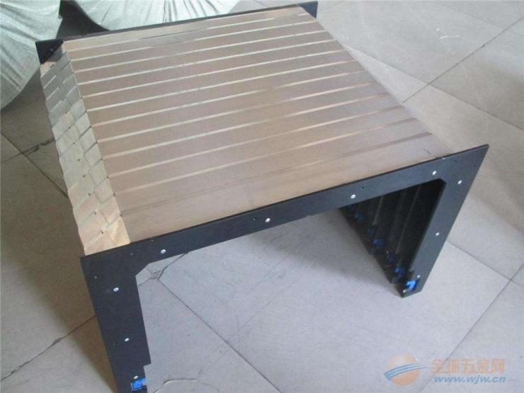 供应 淮北机床防护罩 钢板 不锈钢防护罩 实力厂家
