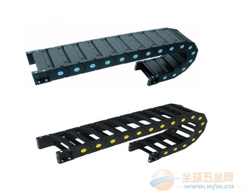 垫江县直销机床塑料拖链 专业的技术