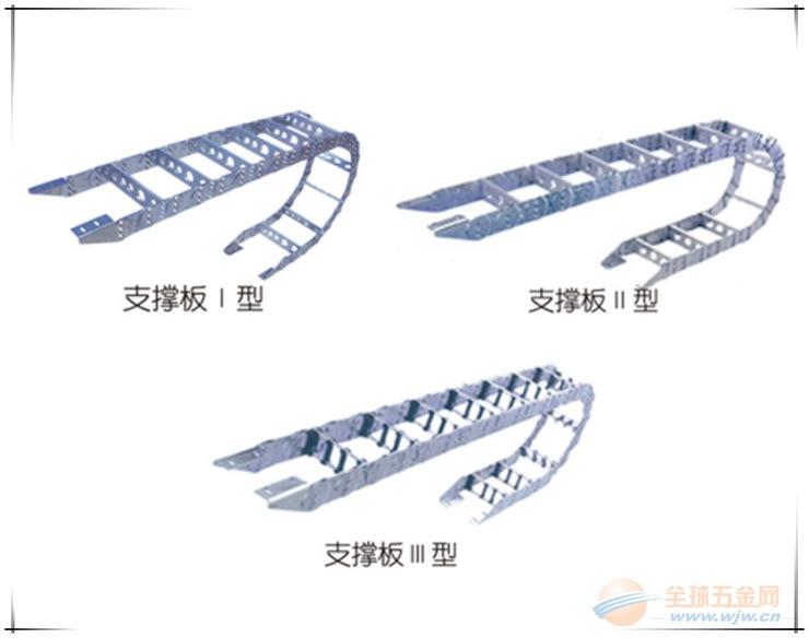 供应 宣城市钢制 不锈钢 机床拖链专业生产设计