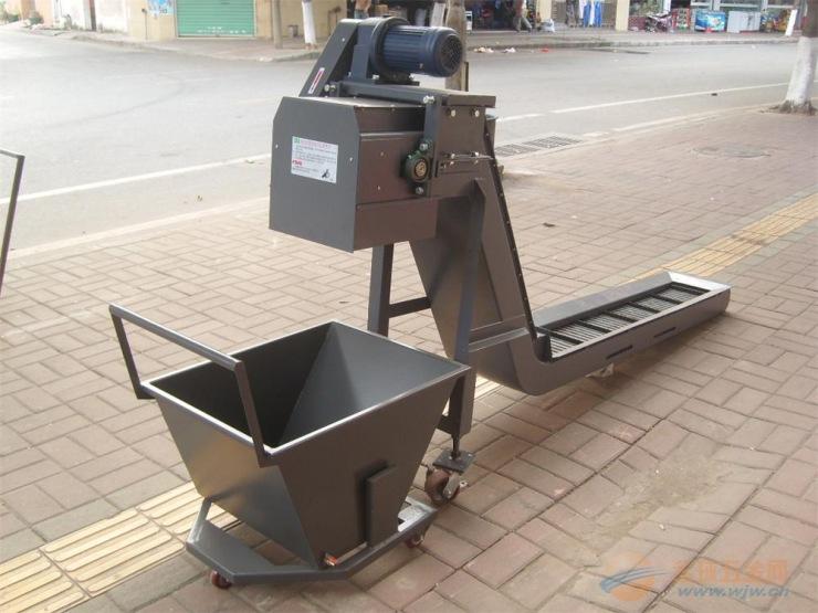 同江市厂家定制中德系列刮板式排屑机,厂家直营