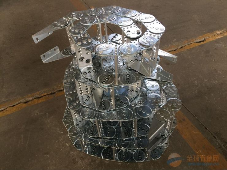 山东乐陵市钢制拖链 中德生产,厂家直销