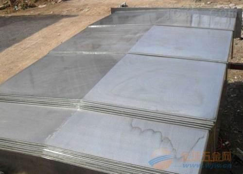 树立企业形象,增添效益公司 本溪钢板防护罩