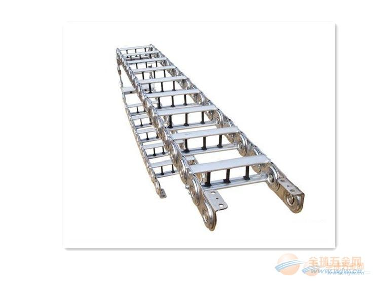 宿迁机床 钢制拖链 工程塑料拖链 型号齐全 中德制造